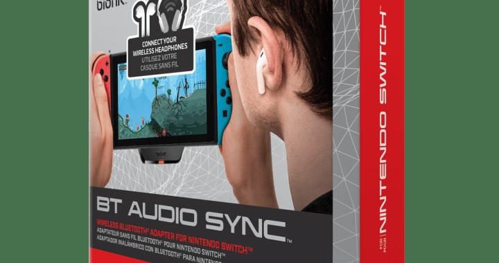 BT Audio Sync