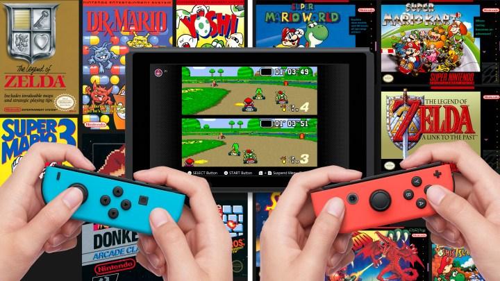 Super Nintendo Entertainment System – Nintendo Switch Online