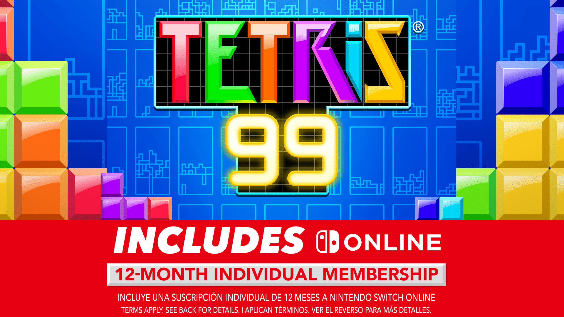 New Bundle Featuring Tetris 99 And A 12 Month Membership To Nintendo Switch Online Hits Stores Today Blog Ppn