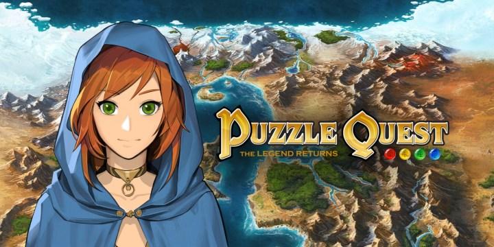Puzzle Quest: The Legend Returns