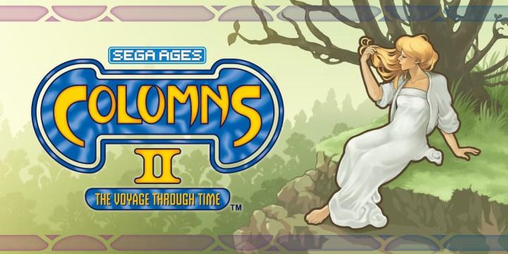 SEGA AGES Columns II: A Voyage Through Time