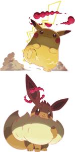 special Gigantamax Pikachu or Gigantamax Eevee