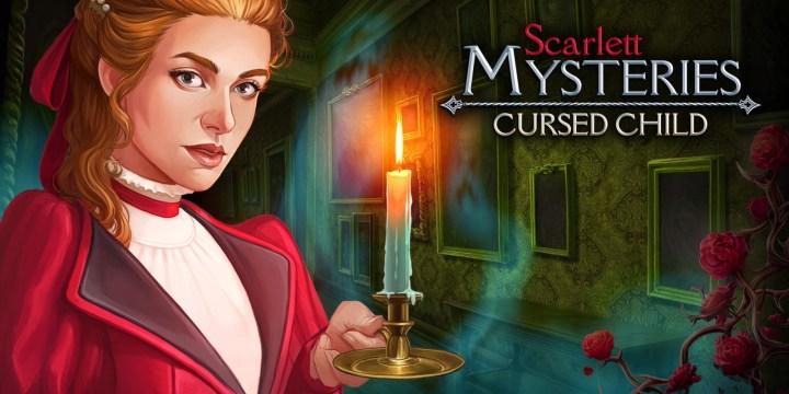 Scarlett Mysteries: Cursed Child