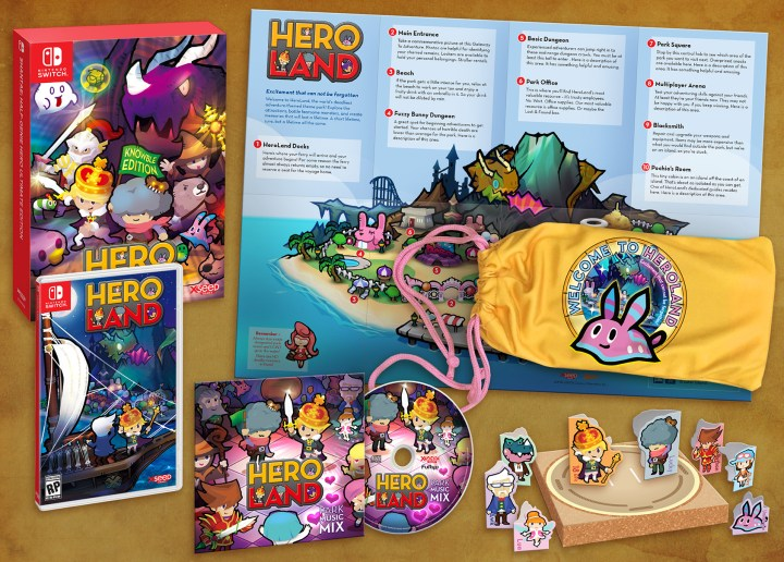 Heroland Limited Edition