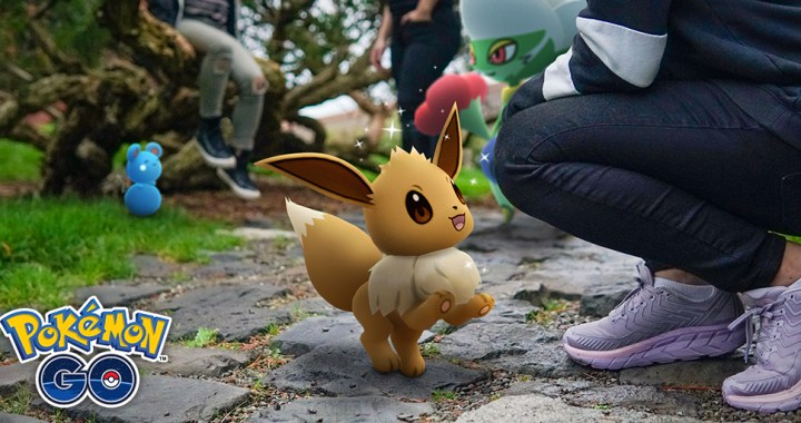 Pokémon GO's New Buddy Adventure Feature