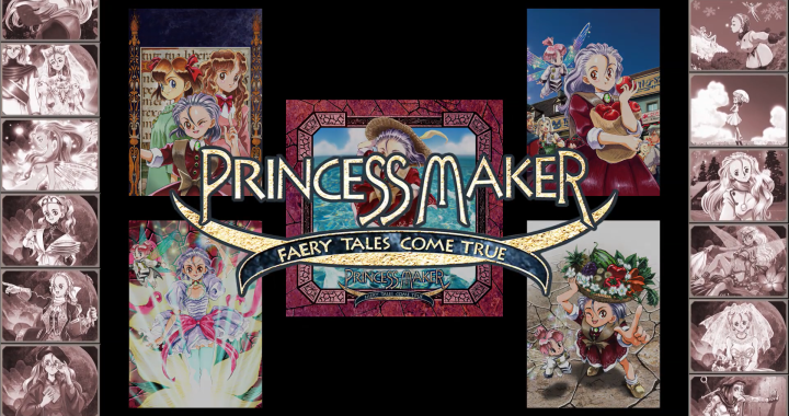 PRINCESS MAKER -FAERY TALES COME TRUE-