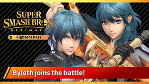 Byleth joins the battle!