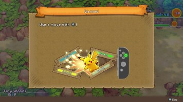 Pokémon Mystery Dungeon: Rescue Team DX