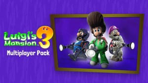 The Luigi's Mansion 3 Multiplayer Pack – Part 1 is now available