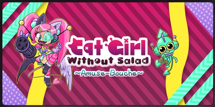 Cat Girl Without Salad: Amuse-Bouche