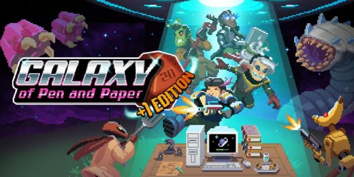 Galaxy of Pen & Paper +1 Edition