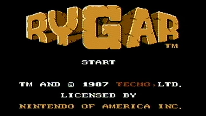 NES - Rygar- Switch Online
