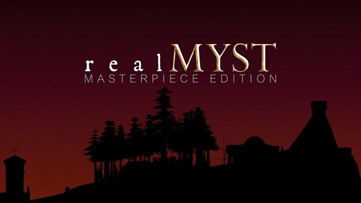 realMyst: Masterpiece Edition