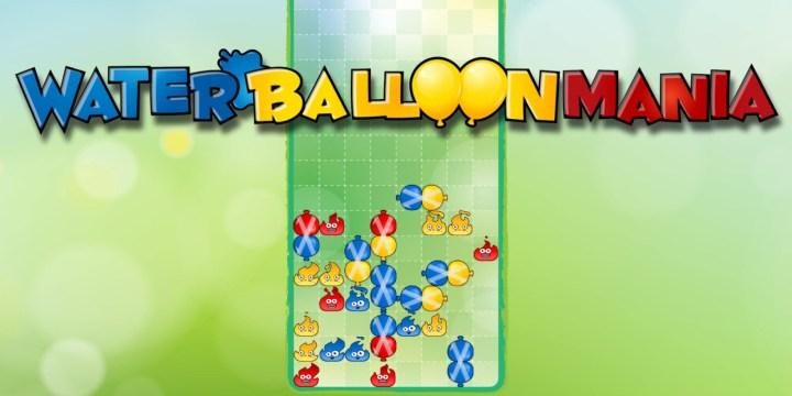 Water Balloon Mania