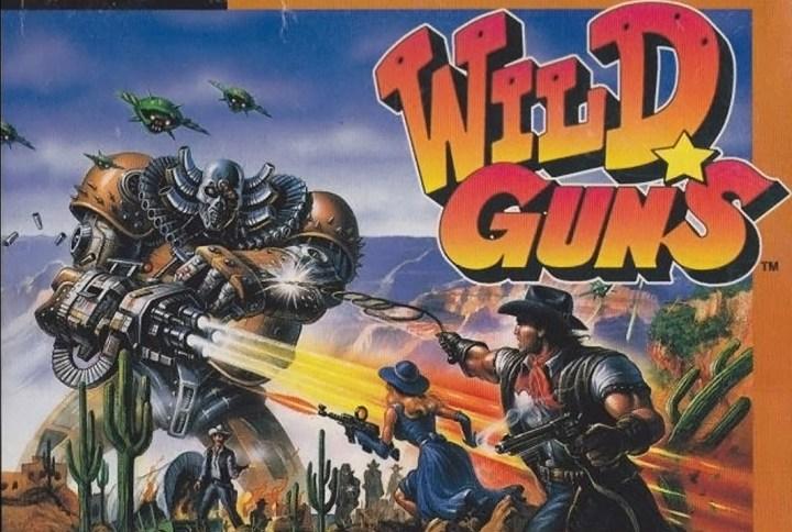 S - Wild Guns = Switch Online