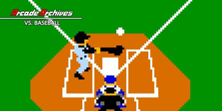 Arcade Archives VS. BASEBALL