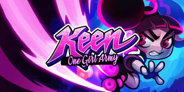 Keen: One Girl Army