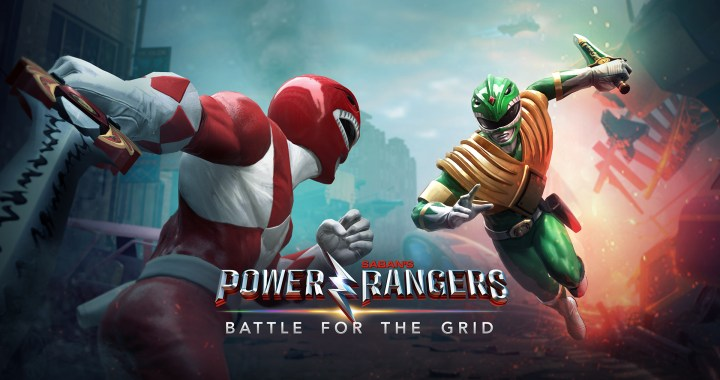 POWER RANGERS: Battle for the Grid Collector's Edition Announced