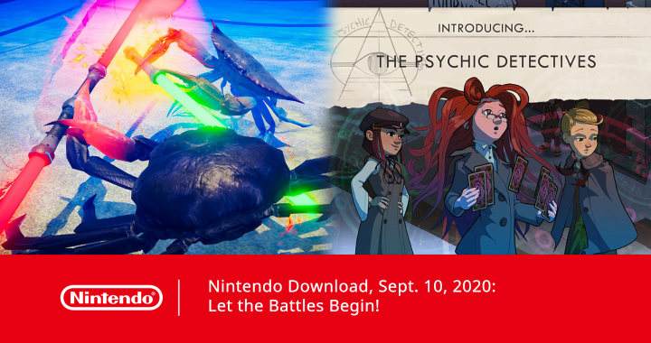 Nintendo Download, Sept. 10, 2020: Let the Battles Begin!
