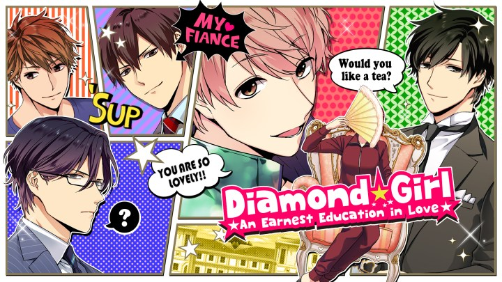 Diamond Girl ★An Earnest Education in Love★