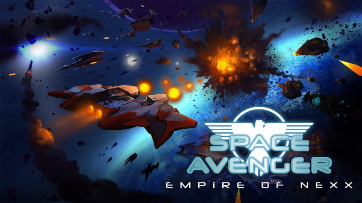Space Avenger: Empire of Nexx