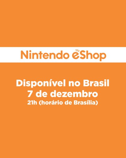 Nintendo eShop in Brazil Available on December 7th