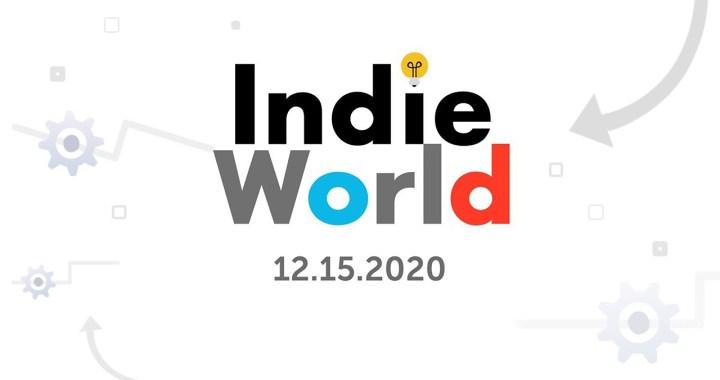 Indie World Showcase - Dec 15, 2020