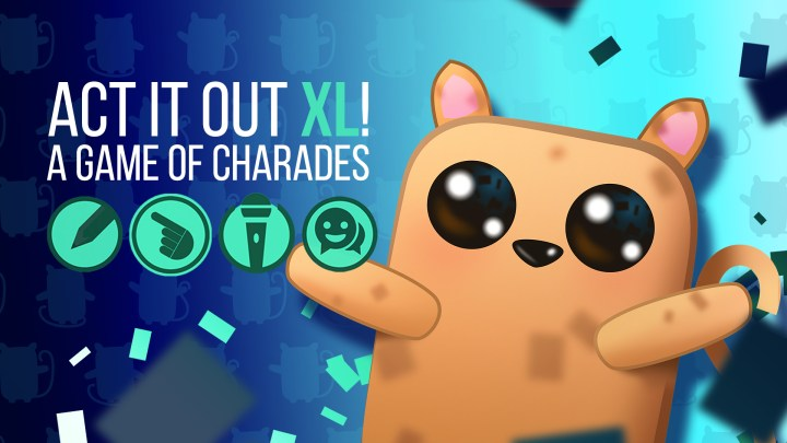 ACT IT OUT XL! A Game of Charades