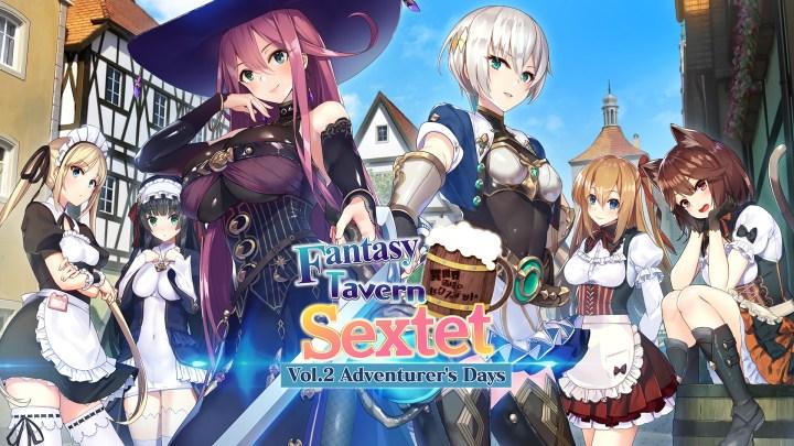 Fantasy Tavern Sextet -Vol.2 Adventurer's Days-