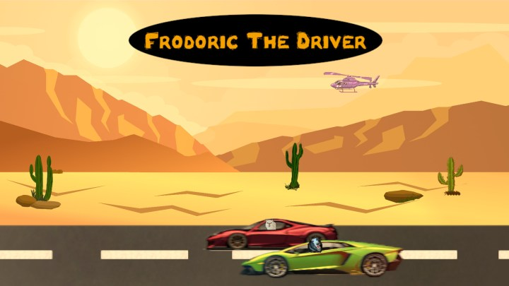 Frodoric The Driver