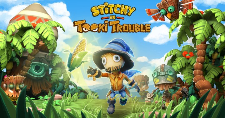 Stitchy in Tooki Trouble