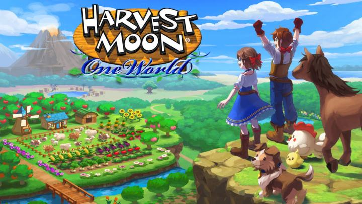 Harvest Moon®: One World