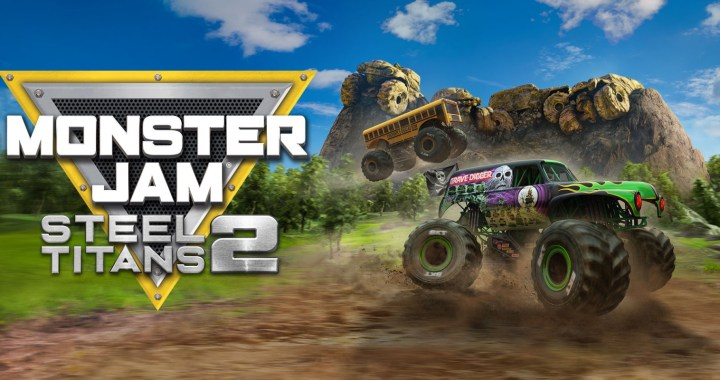 Monster Jam® Steel Titans 2