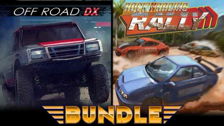 Rock 'N Racing Bundle Off Road & Rally