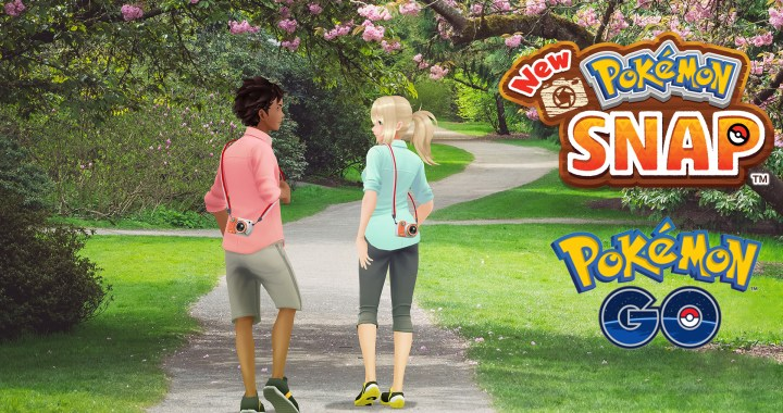 New Pokémon Snap Celebration in Pokémon GO