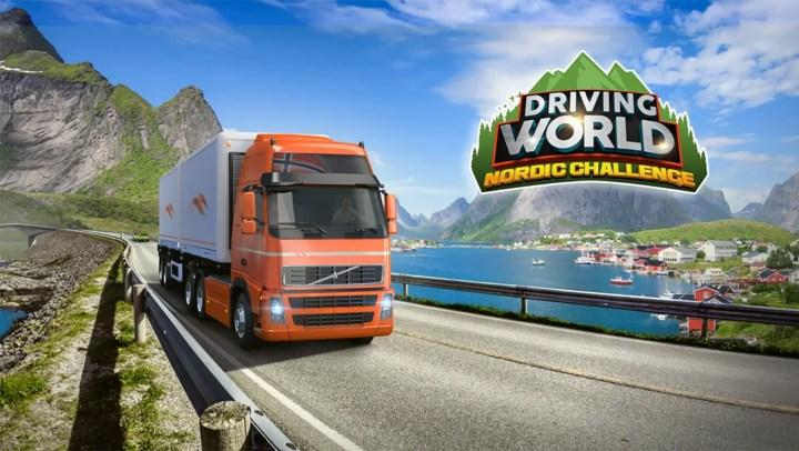Driving World: Nordic Challenge
