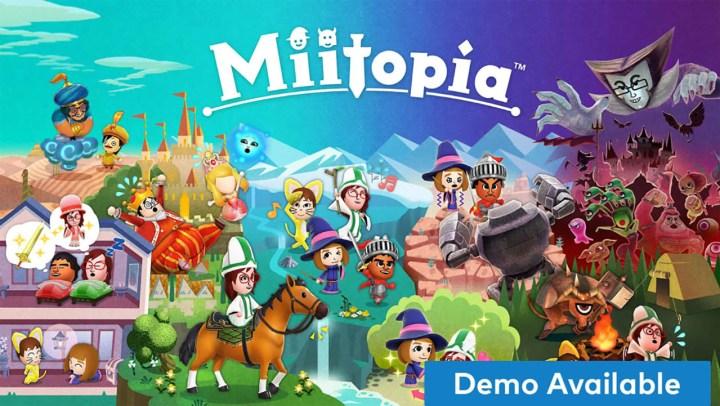 miitopia (demo available)