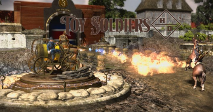 Toy Soldiers HD
