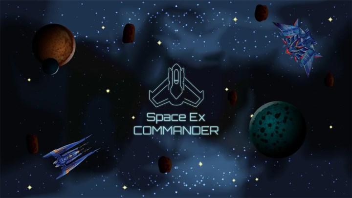 SpaceEx Commander