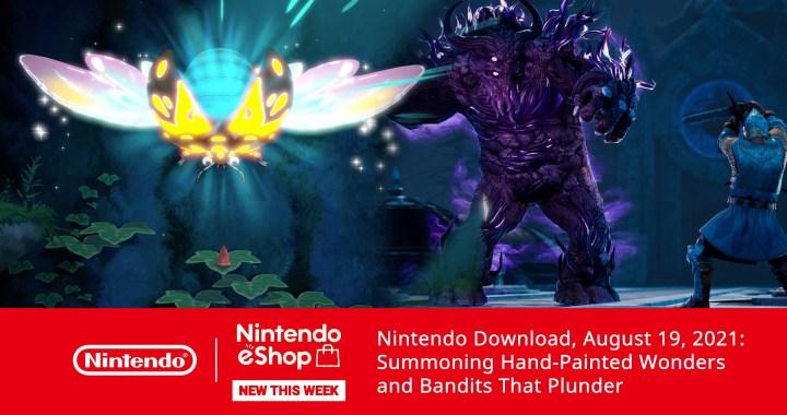 NintendoDownload08192021 SummoningHand PaintedWondersAndBanditsThatPlunder 01