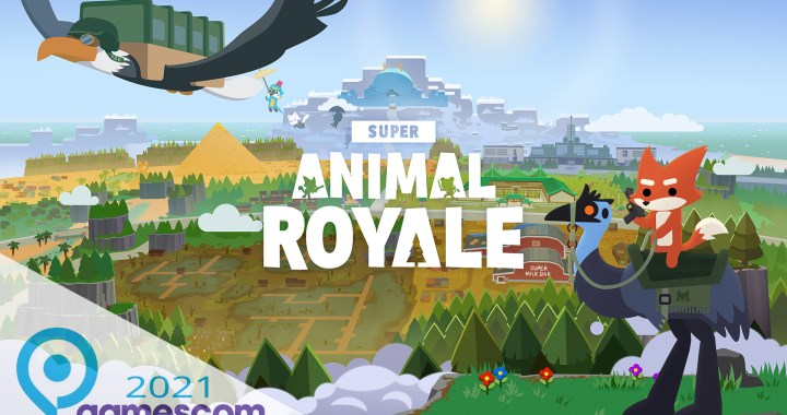 Gamescom 2021: Super Animal Royale Available Now