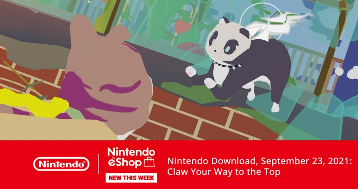 Nintendo Download September 23, 2021: Claw Your Way to the Top
