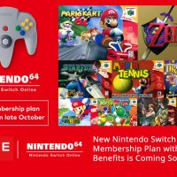 New Nintendo Switch Online Membership Plan with Expanded Benefits is Coming
