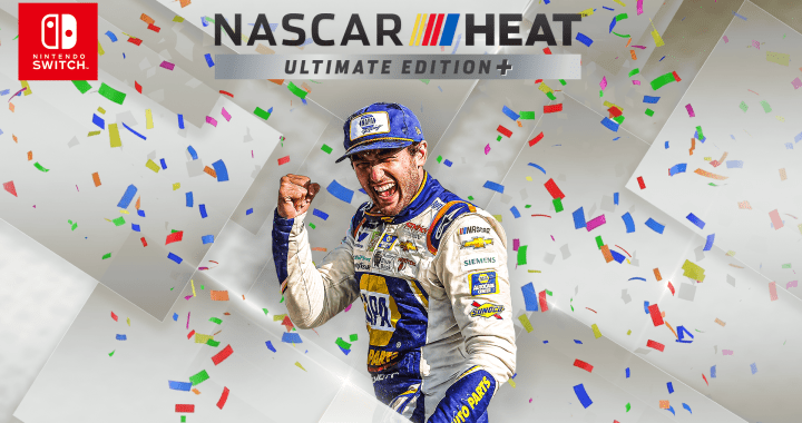 Motorsport Games Inc., a leading racing game developer, publisher and esports ecosystem provider of official motorsport racing series throughout the world, announces today the pre-sale and release dates for NASCAR Heat Ultimate Edition+ on Nintendo Switch