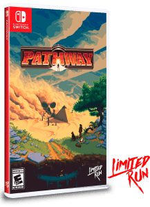 PATHWAY physical edition by ames