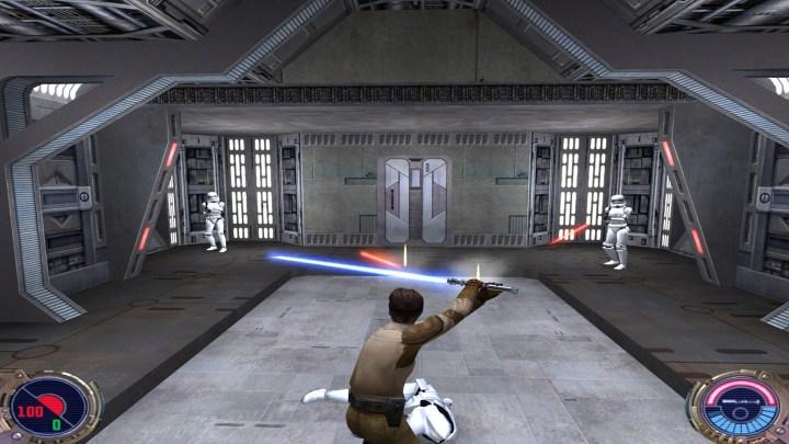 Star WarsJedi Knight II: Jedi Outcast