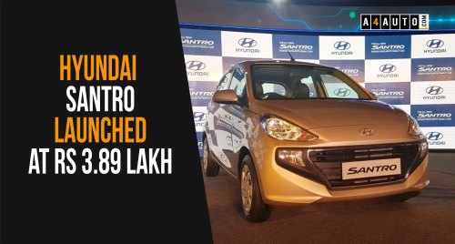 small resolution of hyundai santro launched at rs 3 89 lakh