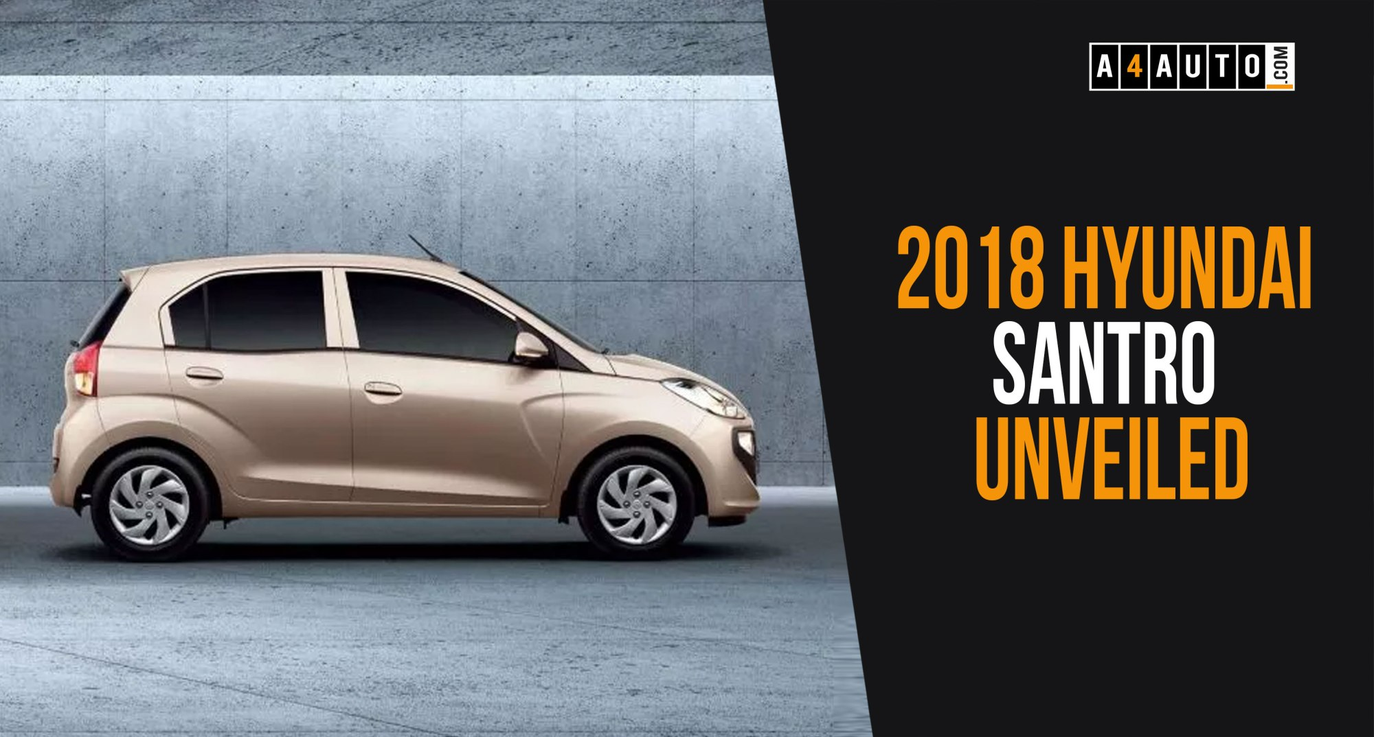 hight resolution of hyundai s most successful car in the country the santro has now officially made a comeback the production of the new santro has started and you can book