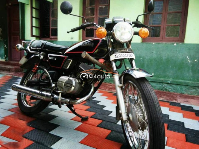 Yamaha Rx 100 For Sale At Calicut