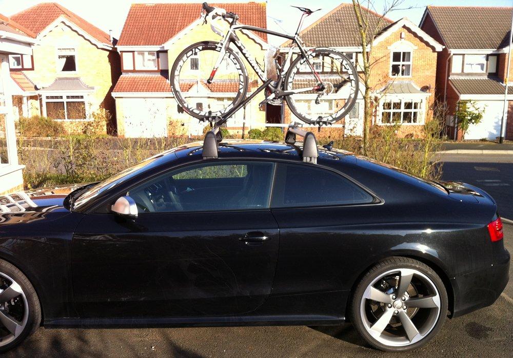 audi a5 sportback bike rack